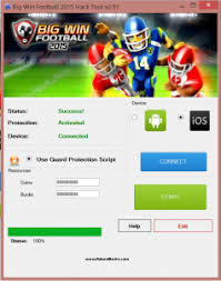 big win football hack apk big win football hack tool 2017 tool new big win football