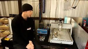 diy cnc 6040 machine review youtube
