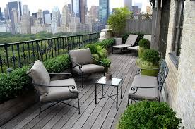 Condo Patio Furniture Toronto Highrise Condo Balcony Ideas Houzz