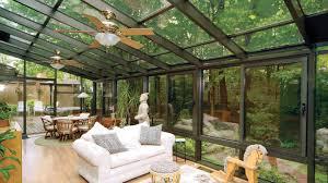 Enclosed Patio Design Beautiful Glass Enclosed Patio Ideas
