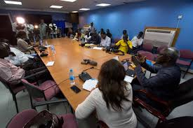 Radio Miraya Juba News Press Conferences Unmiss