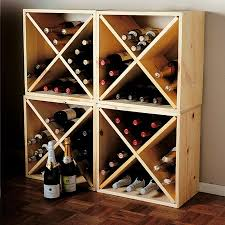 pine cube wine rack wooden cubes wine rack and cube