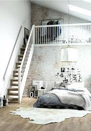 loft style bed dormer bedroom decorating ideas loft bedroom design with lots of