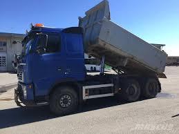volvo dump truck used volvo fh16 580 6x4 brøytebil med sideplogfester dump trucks