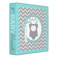 baby boy memory book baby memory book custom binders zazzle
