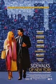 sidewalks of new york 1 of 3 extra large movie poster image
