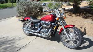 honda shadow spirit 750 motorcycles for sale in california