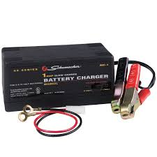 schumacher electric 1 amp manual trickle charger mc 1 qc supply