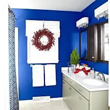 Shower Curtains For Blue Bathroom Royal Blue Bathroom Simpletask Club