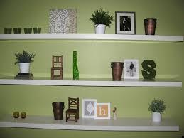 shelf decorations decorations modular modern wall shelf decorating ideas for