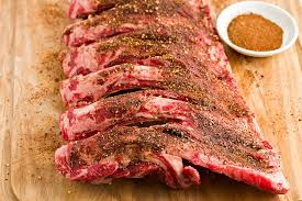 kansas city barbecue rib rub recipe