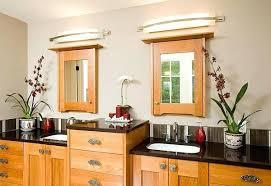 Above Mirror Vanity Lighting Over Mirror Bathroom Lights From Easy Lighting Best Lighting Above