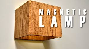 3 types diy home decor magnetic lamp concrete candle holder
