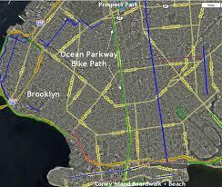 map usa parkway parkway bike path nyc bike maps