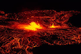 what are lava ls made of watching an active volcano at hawaii hawaiian explorer