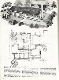 architectural plans for homes 306 best vintage floor plans images on vintage house