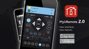remote app android myuremote universal remote app the universal remote