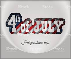 Geographics Business Cards Templates 4th Of July American Independence Day Lettering Design A Template
