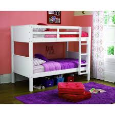 Dorel Home Your Zone Zzz Place To Be Twin Over Twin Bunk Bed - Essential home bunk bed