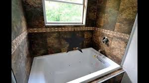 Jet Tub Jacuzzi Bathtub And Shower Combo 23 Cool Bathroom On Small