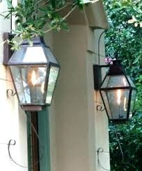 outdoor gas light fixtures outdoor gas l and indoor gas lights outdoor natural gas light