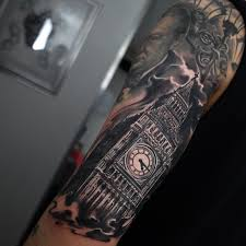 big ben tattoos picsmine