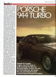 porsche 944 road test flickriver photoset porsche 944 turbo road test 1985 by