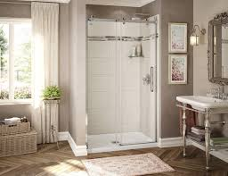 Victorian Bathroom Door Origin Series Greige Victorian Bathroom Montreal By Maax