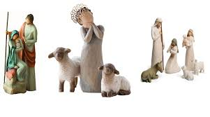 50 willow tree nativity sets and ornaments today only