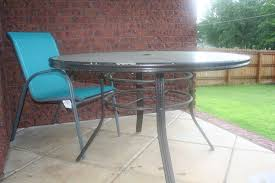 Concrete Patio Table To Create A Concrete Table Top For Your Patio Table