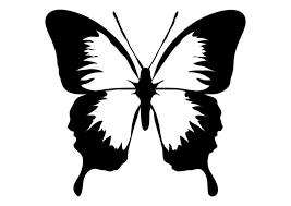 imagenes de mariposas faciles para dibujar dibujo para colorear mariposa img 10187