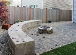 backyard transformation in tumwater ajb landscaping u0026 fence