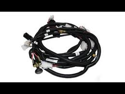 lgt 699 plug and play wiring harness for the e z go rxv youtube