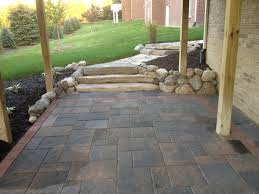 Unilock Patio Designs by Unilock Brick Pavers 2013 Project In Northville Mi Pinterest