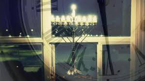 outdoor hanukkah menorah how to light the menorah light up your environment chanukah