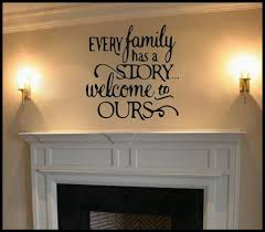 projects ideas wall decor sayings best 25 family on