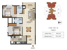 Floor Plans For Flats Urbana Aqua 2 3 4 Bhk Luxury Apartments Floor Plans 2 3 Bhk