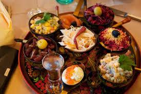 quiz sur la cuisine food quiz à la russe prospekt magazine