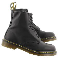 casual motorcycle boots men dr martens men u0027s 1460 8 eye casual boot ebay