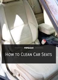 Best Interior Car Shampoo Best 25 Cleaning Car Seats Ideas On Pinterest Clean Car Seats