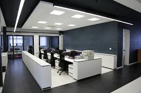 S S Office Interiors Streamlined Flair In Modern Office Interior Design