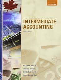 intermediate accounting volume 1 with connect with smartbook ppk