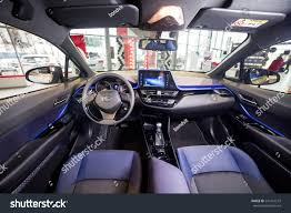 toyota showroom vinnitsa ukraine december 16 2016toyota chr stock photo 541261519