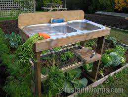 Garden Sink Ideas Garden Sink Gardening Design