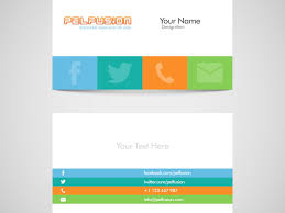 free blank business card templates cards amazon psd download
