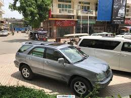 lexus suv rx300 for sale lexus rx300 for rent and more cars in phnom penh on khmer24 com