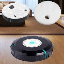home cleaning robots white vacuum cleaning tissue dust adsorption paper cleaner for