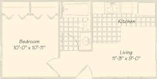 apartments in law suite floor plans in law suite floorplans