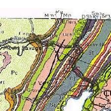 What Is Trellis Drainage Pattern Trellis Drainage Pattern