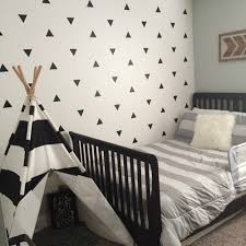 compare prices on wall mural stickers online shopping buy low 2017 cartoon geometric kids design decorative diy wall mural sticker for nursery room decoration lv022